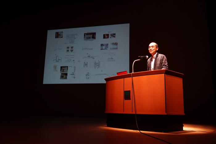 ヴァンガードハウス解説(建築家・松澤穣氏)