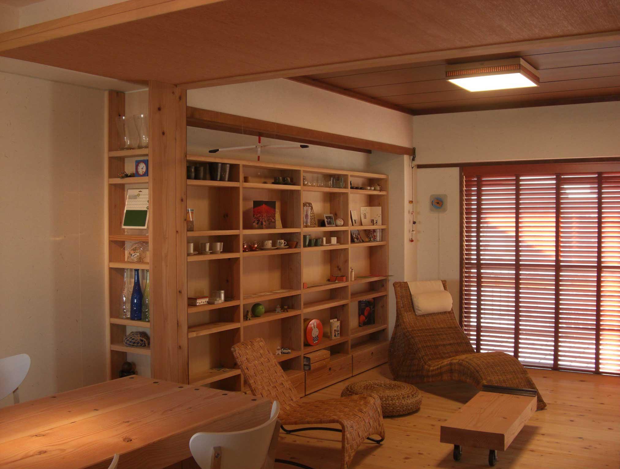 兵庫県主催「木の住まいコンクール」木心地体感ルーム公開中。