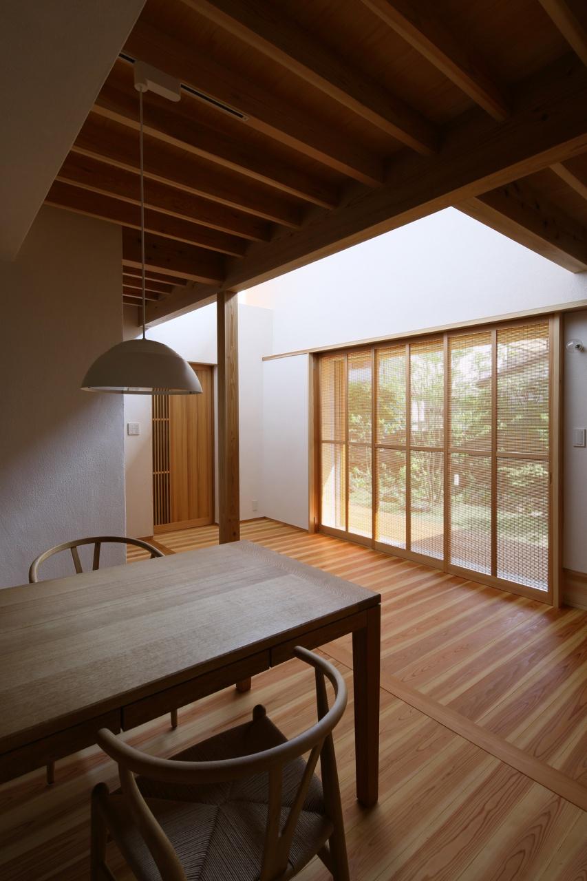 新築工事実例1 設計:福永洋一建築設計事務所