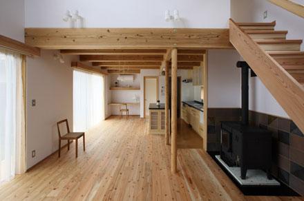 新築工事実例2 設計:芦田成人建築設計事務所