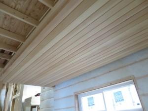 天井板貼り2